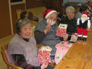 おびひろより、クリスマス会を行いました!!