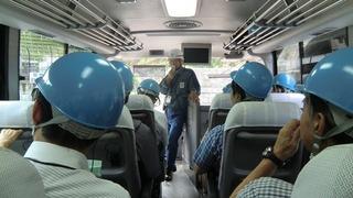 上野村CHP見学ツアー