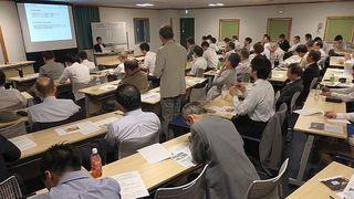 6月15日総会記念講演会
