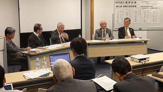 12月11日林業ぎ中の革新勉強会