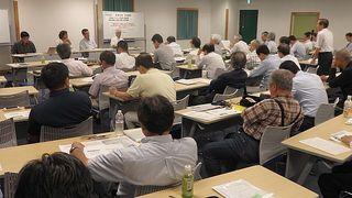 8月27日竹活用勉強会