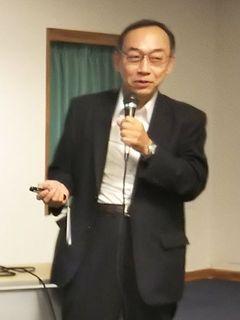 6月11日総会記念講演会