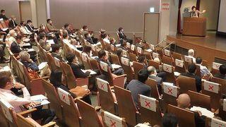 10月15日出版記念講演会