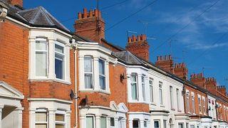 イギリスの住宅
