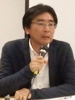 梶山恵司氏