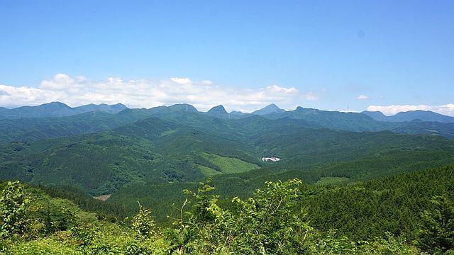 国有林(林野庁ホームページより)