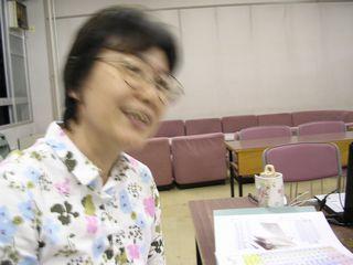 ボラみ展責任者 戸村京子