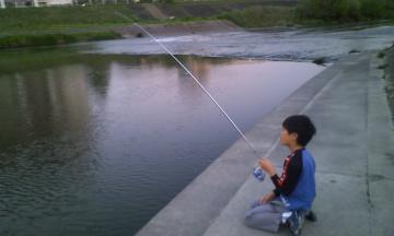 うなぎ 釣り シーズン
