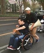 障害者の移動と社会参加を広げる会さんの画像