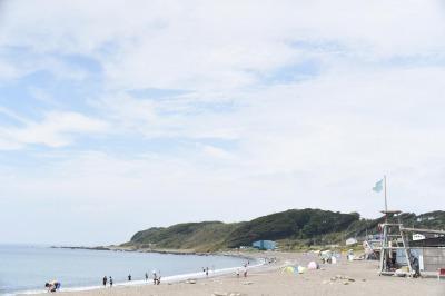 「和田長浜海水浴場」は休場となりました