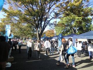 NPOまつり2011