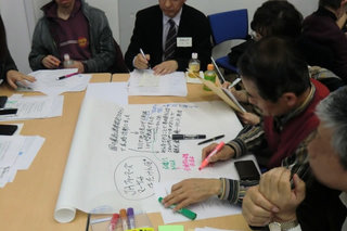 新しい公共フォーラム2012 第3回