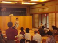 写真:古町芸妓の舞