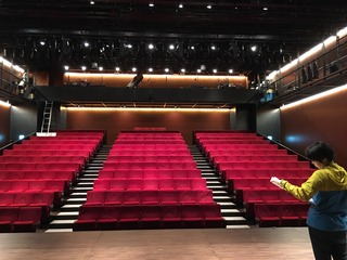 劇場の写真