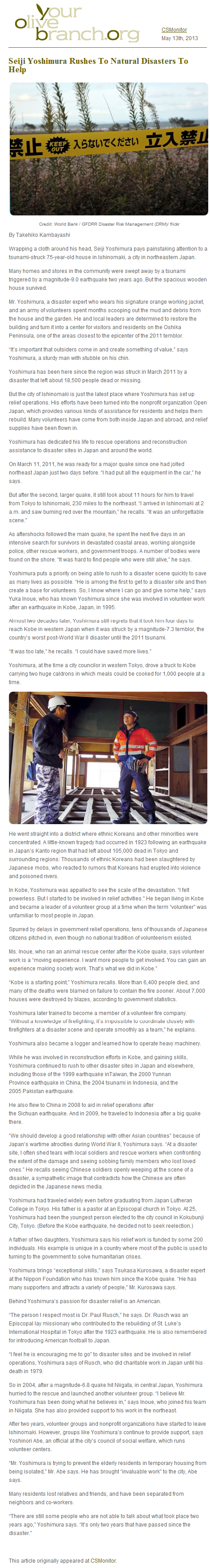 Seiji Yoshimura Rushes To Natural Disasters To Help - Your Olive Branch News - yobo.png